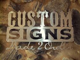 the best Custom Sign Company in Miami, Florida